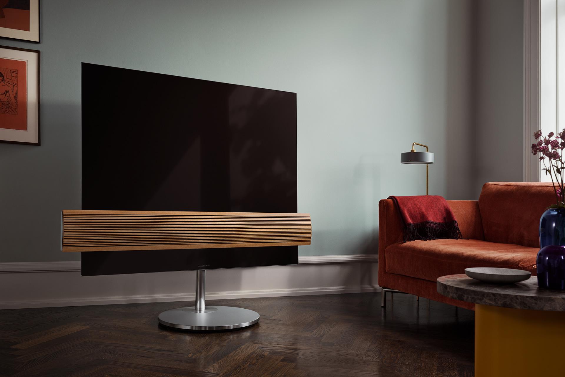 BeoVision Eclipse. Schermo OLED 4K e il migliore audio del mondo per un televisore