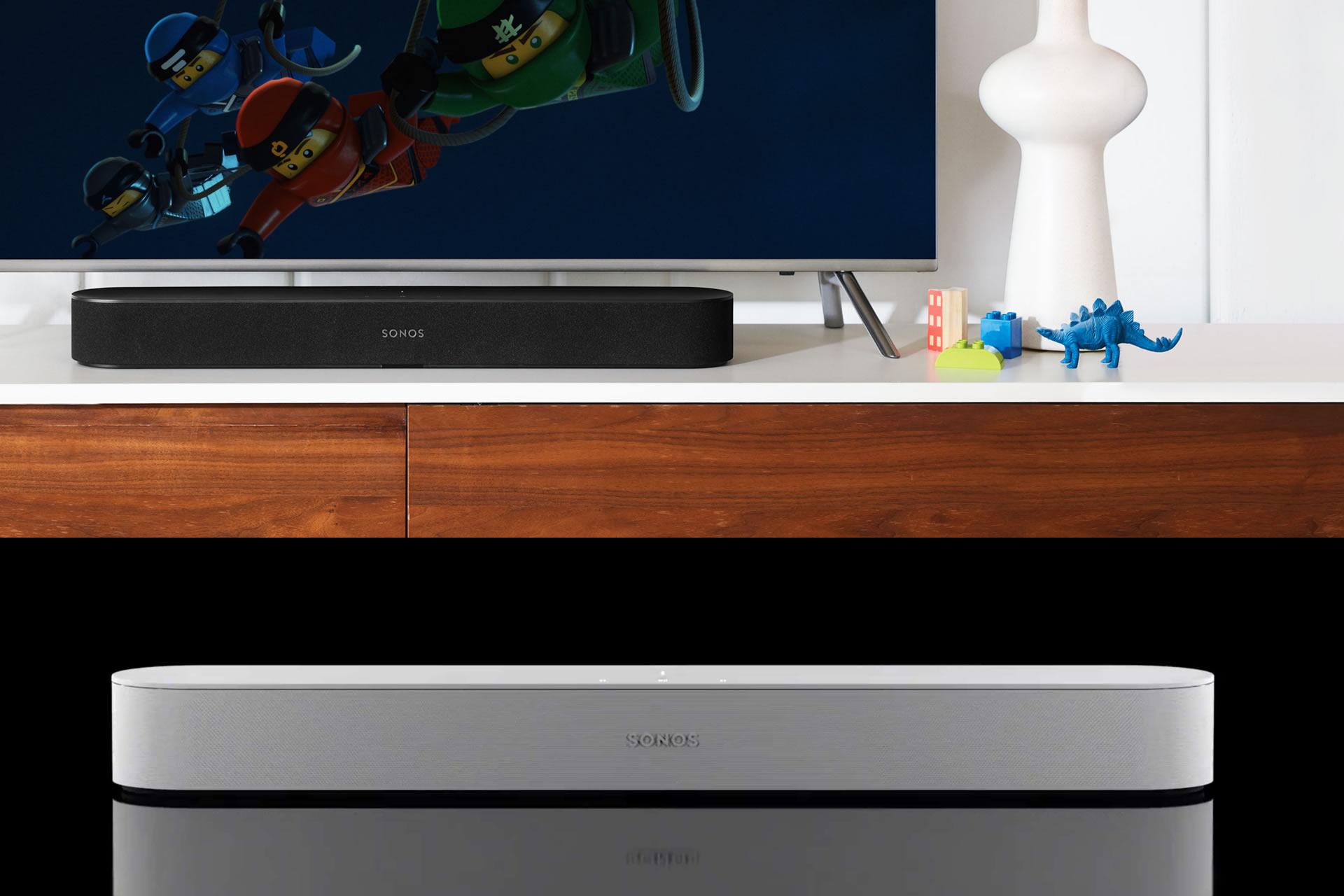 Sonos Beam. La nuova soundbar intelligente e compatta per la tua TV